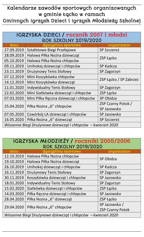 kalendarze 2019-2020-1